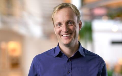 Tom Englund, Business Unit President, Tobii Pro