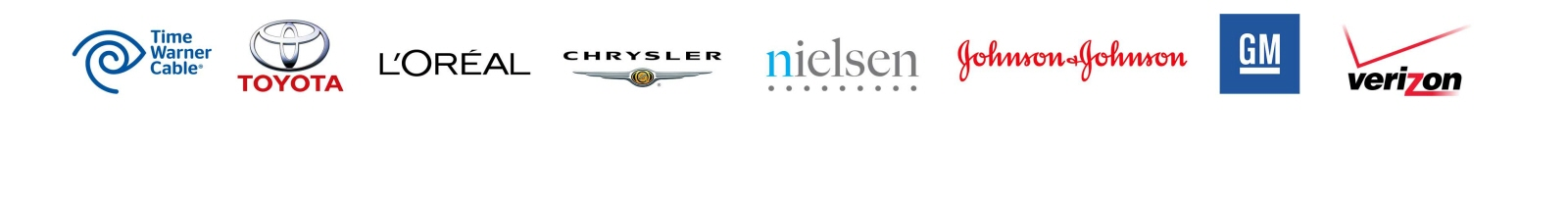 Companies logos.