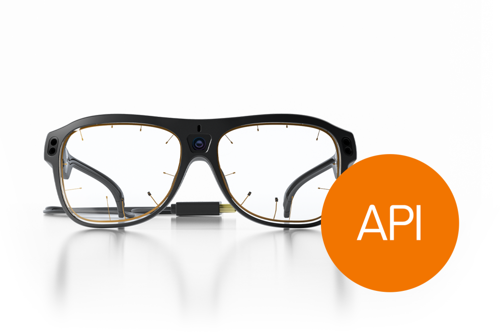 Tobii Pro Glasses 3 API accessory
