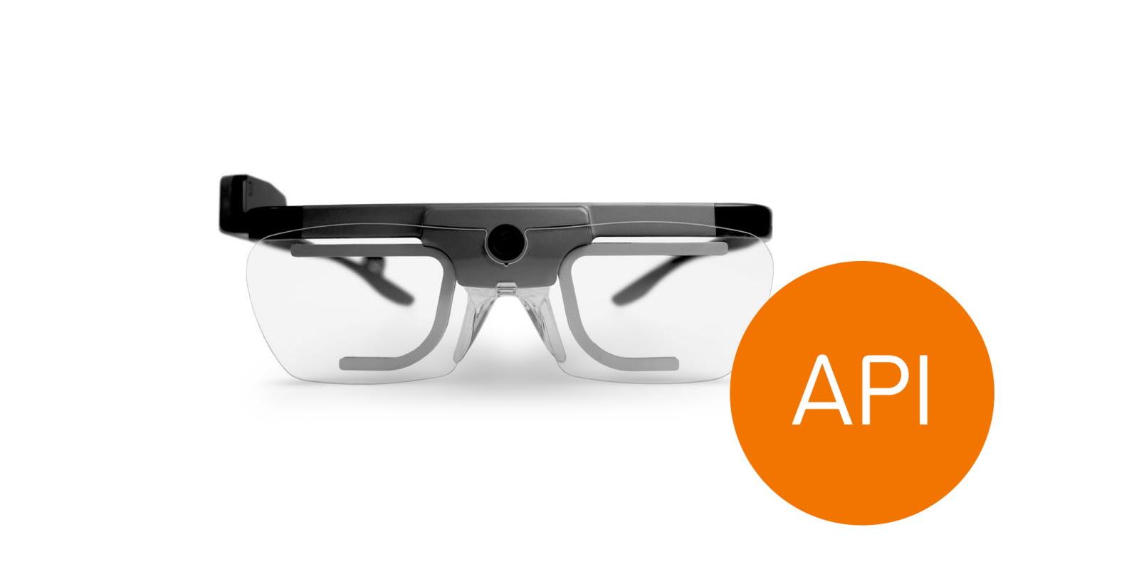 Tobii Pro Glasses2 API