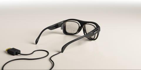 Tobii Pro Glasses 3 corrective lenses