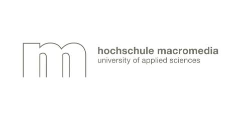 Macromedia University logo.