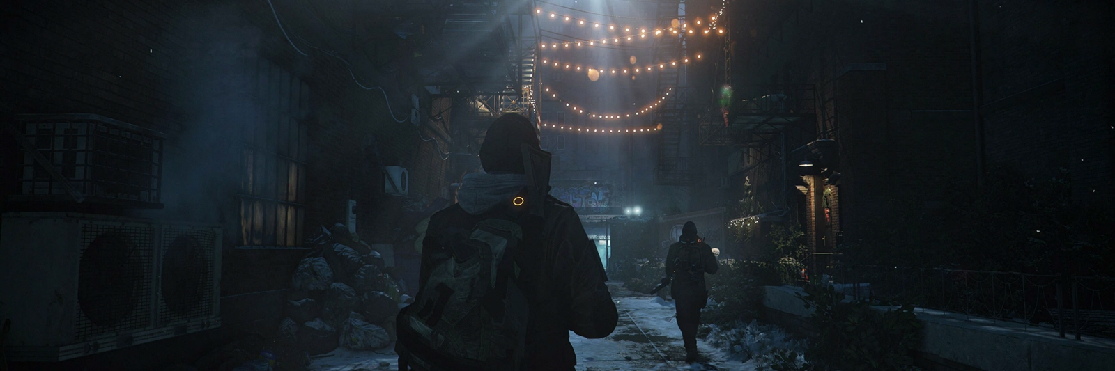 Screenshot from the game Tom Clancy's The Division