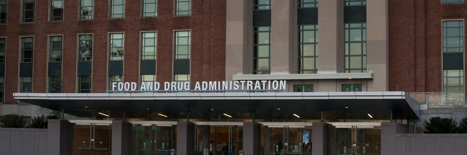 Food and Drug Adminstration building