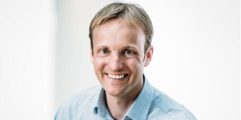 Tom Englund, Division CEO, Tobii Pro