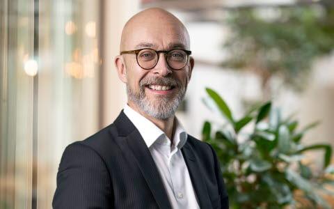 Johan Wilsby, CFO