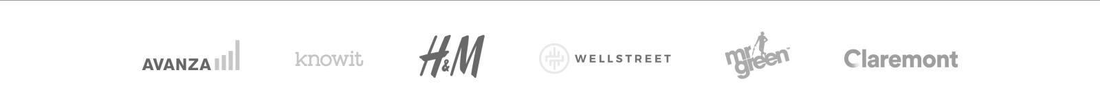 Customer logos Sprint