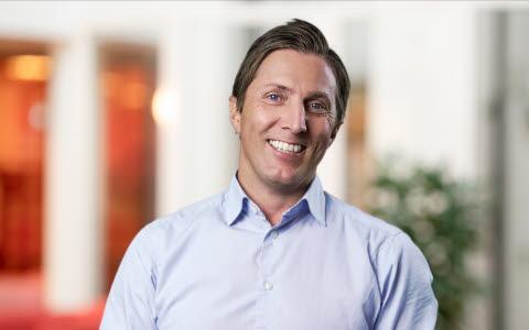 Fredrik Ruben, Business Unit President, Tobii Dynavox