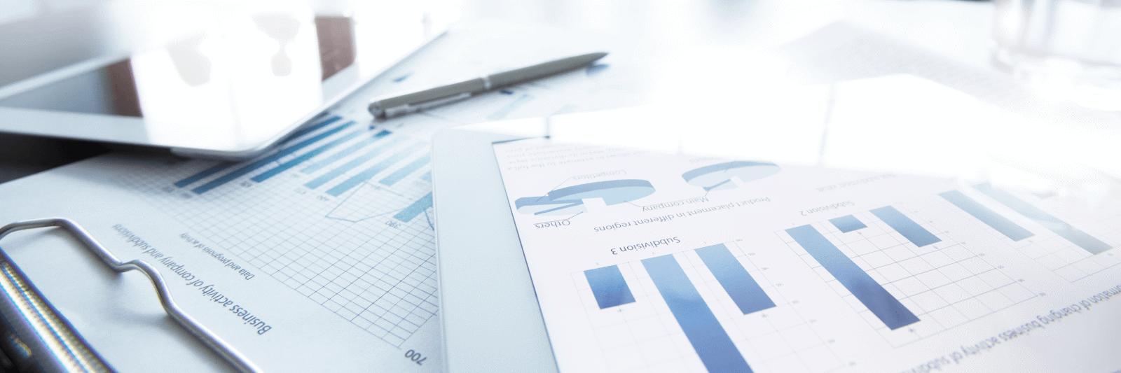 Tobii financial report illustration