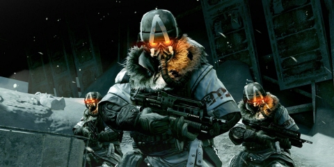 A Guerrilla Games' Killzone 3 screenshot.