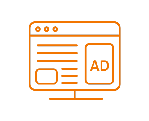 Tobii Pro Sticky advertising icons