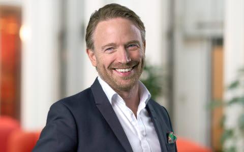 Jonas Jakstad VP Global Operations