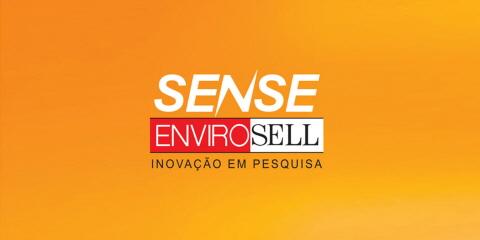 Sense EnviroSell logo.