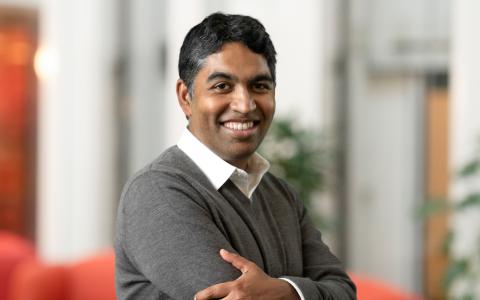 Anand Srivatsa, Divison CEO, Tobii Tech