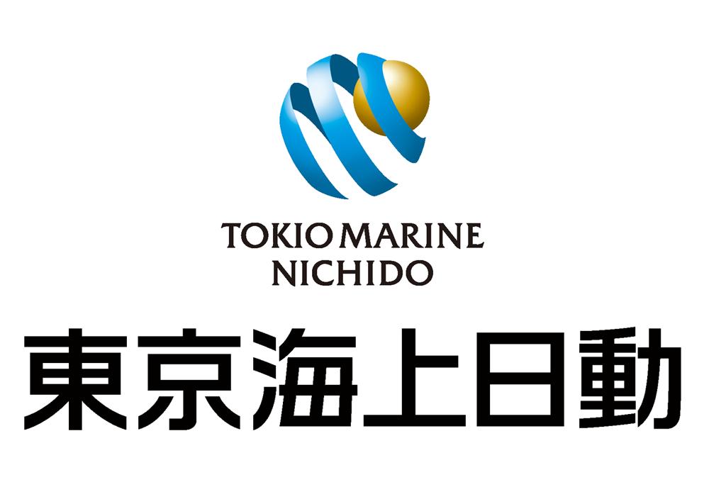 logo,TOKYOMARINENICHIDO