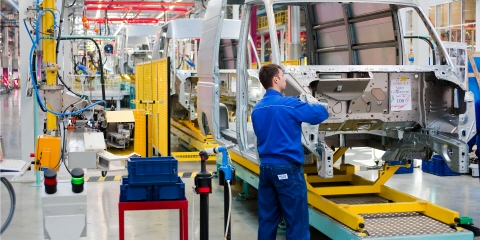 Shift into industry 4.0 with eye tracking