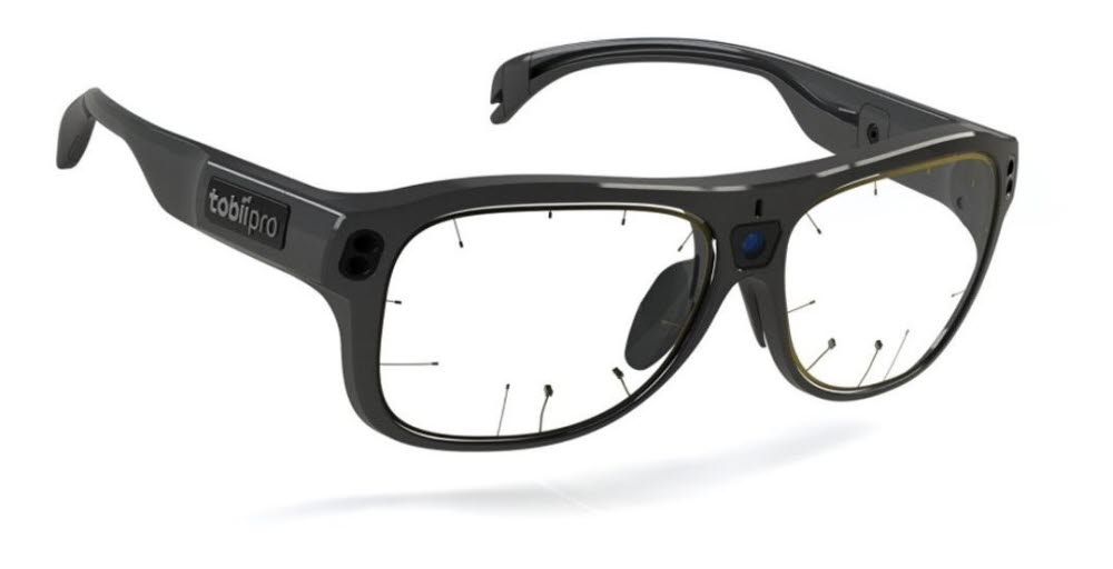 eye tracking eye glasses